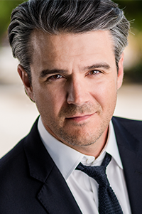 John Rushing Headshot, acting teacher, private coaching available